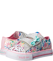 SKECHERS KIDS - Twinkle Toes - Shuffles 10619N Lights (Toddler/Little Kid/Big Kid)