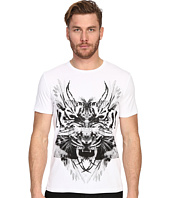 Just Cavalli - Tiger/Kraken Graphic Short Sleeve Tee