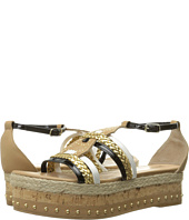 Just Cavalli - Calf and Patent Leather with Rope and Cork