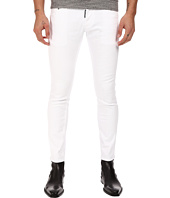 DSQUARED2 - Clement Stretch Cotton Denim in White