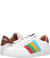DSQUARED2 - Santa Monica Striped Tennis Shoe