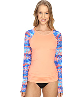 TYR - Emerald Lake Long Sleeve Swim Shirt