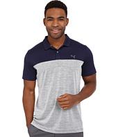 PUMA Golf - Short Sleeve Tailored Platform Polo