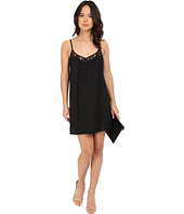 Jack by BB Dakota - Ramona Heavy Crepe Dress and Lace Trim
