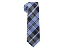 Plaid Silk Cotton Tie