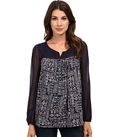 Lucky Brand - Geo Peasant Top