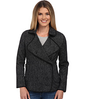 Lucky Brand - Drape Front Wool Jacket