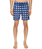 Jack Spade - Plaid Grannis Swim Trunks