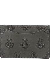 Jack Spade - Embossed Anchor Credit Card Holder