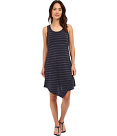 Mod-o-doc - Tonal Tencel Stripe Tank Dress