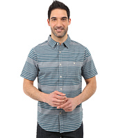 The North Face - Short Sleeve Engine Stripe Shirt