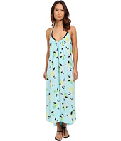 Vince Camuto - Floral Racerback Maxi Cover-Up Dress