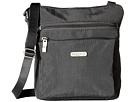 Pocket Crossbody Bag with RFID Wristlet