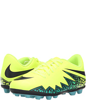 Nike Kids - Jr Hypervenom Phade II FG-R Soccer (Little Kid/Big Kid)