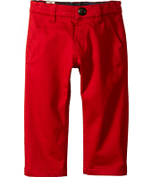 IKKS - Chino Pants with Brushed Linen Lining (Infant/Toddler)
