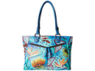 562 Large Shopper With Front Pockets