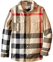 Burberry Kids - Slough Shirt (Little Kids/Big Kids)