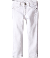 DL1961 Kids - Chloe Skinny Jeans in Snow (Toddler/Little Kids)