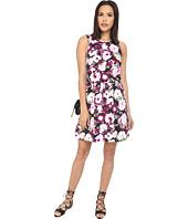 kensie - Watercolors Blooms Dress KS2K7854