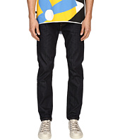 Vivienne Westwood - Anglomania Classic Tapered Jeans in Blue Denim