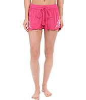 P.J. Salvage - Embroidered Sleep Shorts