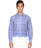 Vivienne Westwood - Classic Cut Away Masked Stripes Shirt
