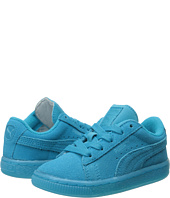 Puma Kids - Suede Iced Fluo (Toddler/Little Kid/Big Kid)