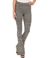 Free People - Lurex Sweater Flare Pants