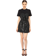 McQ - Bustier T-Shirt Dress