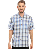 Tommy Bahama - Darling Point Plaid Camp Shirt