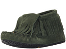 Paddle Suede Moccasin Vibram