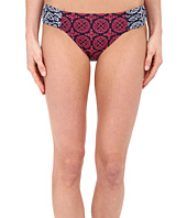 Tommy Bahama - Lace Medallion Side Shirred Hipster