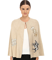 Just Cavalli - Leather Cape