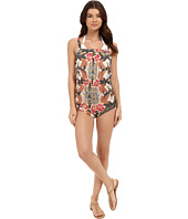 Beach Riot - Le Fleur Marbella Romper Cover-Up