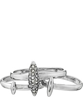 French Connection - Spike Midi Set Ring
