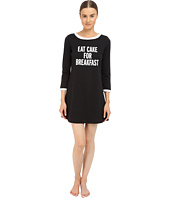 Kate Spade New York - Eat Cake For Breakfast Sleep Shirt