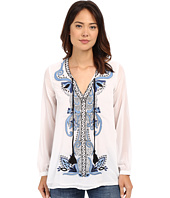 Tolani - Marisol Embroidered Top