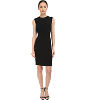 DSQUARED2 - Stretch Cady/Haimi Sleeveless Dress