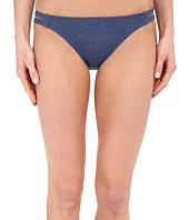 Splendid - Malibu Stripe Solid Strap Pants