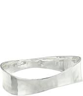 Robert Lee Morris - Hammered Sculptural Bangle Bracelet