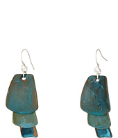 Robert Lee Morris - Patina Drop Earrings