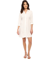 Splendid - Button Front Shirtdress