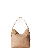 M&F Western - Basketweave Large Shoulder Bag