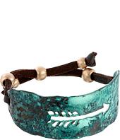 M&F Western - Distressed Arrow Cuff Bracelet
