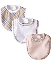 Burberry Kids - Bib Set (Infant/Toddler)