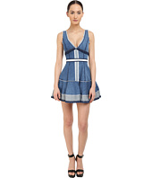 DSQUARED2 - Stretch Denim Inside Out Dress