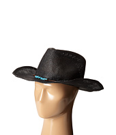 San Diego Hat Company - PBC2442 Cowboy Hat with Cord Tie and Turquoise Trim