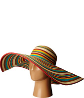 San Diego Hat Company - UBX2721 Striped Floppy 8 Inch Brim Sun Hat