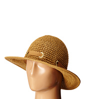San Diego Hat Company - PBM1029 Crochet Floppy Hat with Grommets
