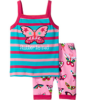 Hatley Kids - Electric Butterflies Tank PJ Set (Toddler/Little Kids/Big Kids)